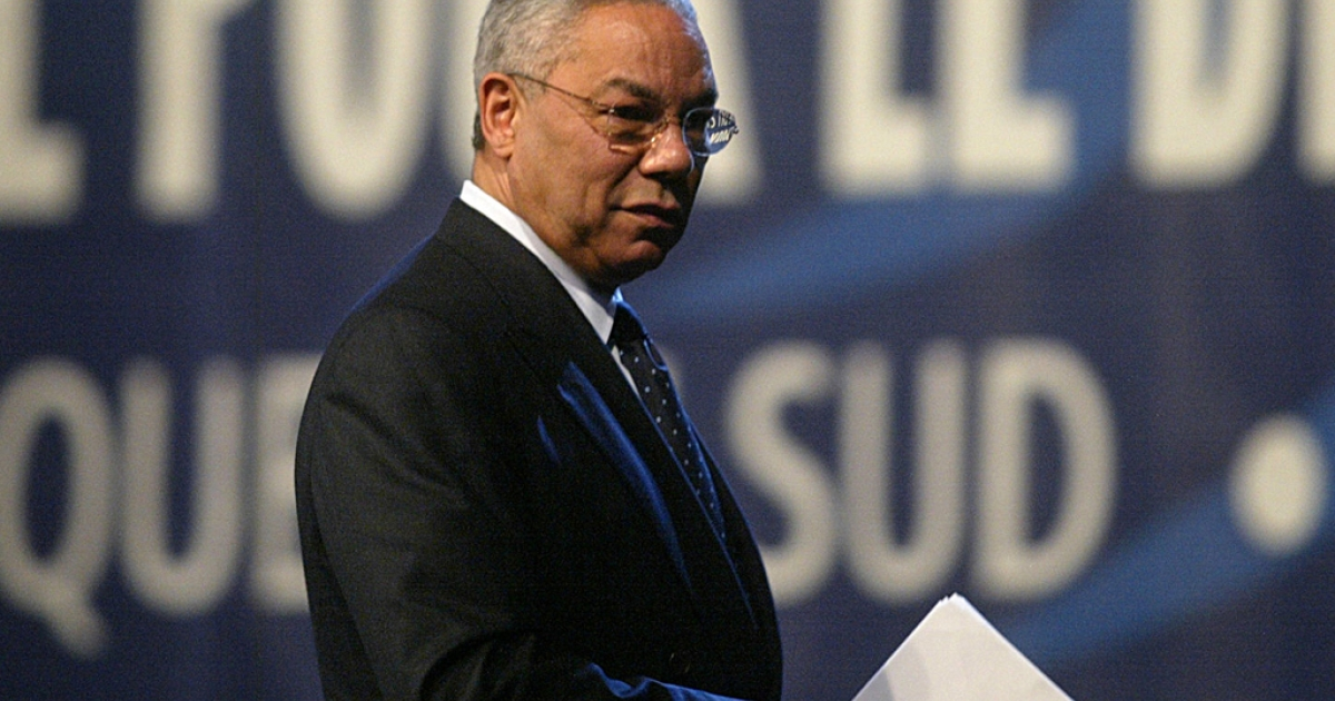 Former Secretary of State Colin Powell endorsed President Obama for a second term on October 25, 2012. How much weight does his endorsement carry?</p>