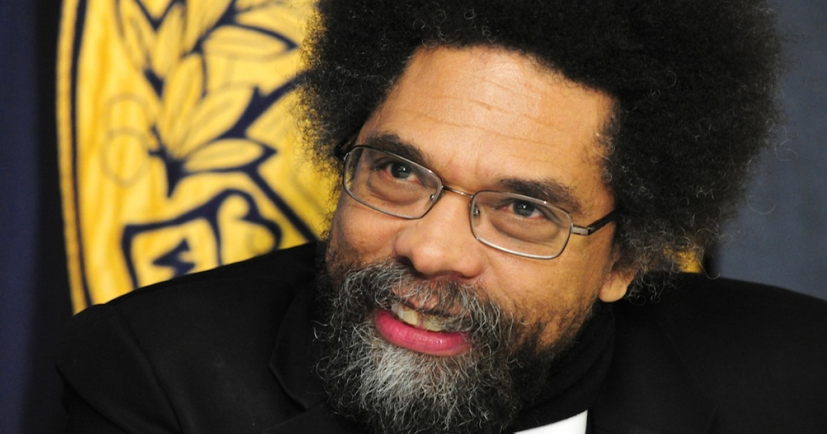 Princeton University Professor Dr. Cornel West criticized President Obama's choice of Martin Luther King Jr.'s bible for his inauguration during a panel on CSPAN last week. Dr. West said the move was
