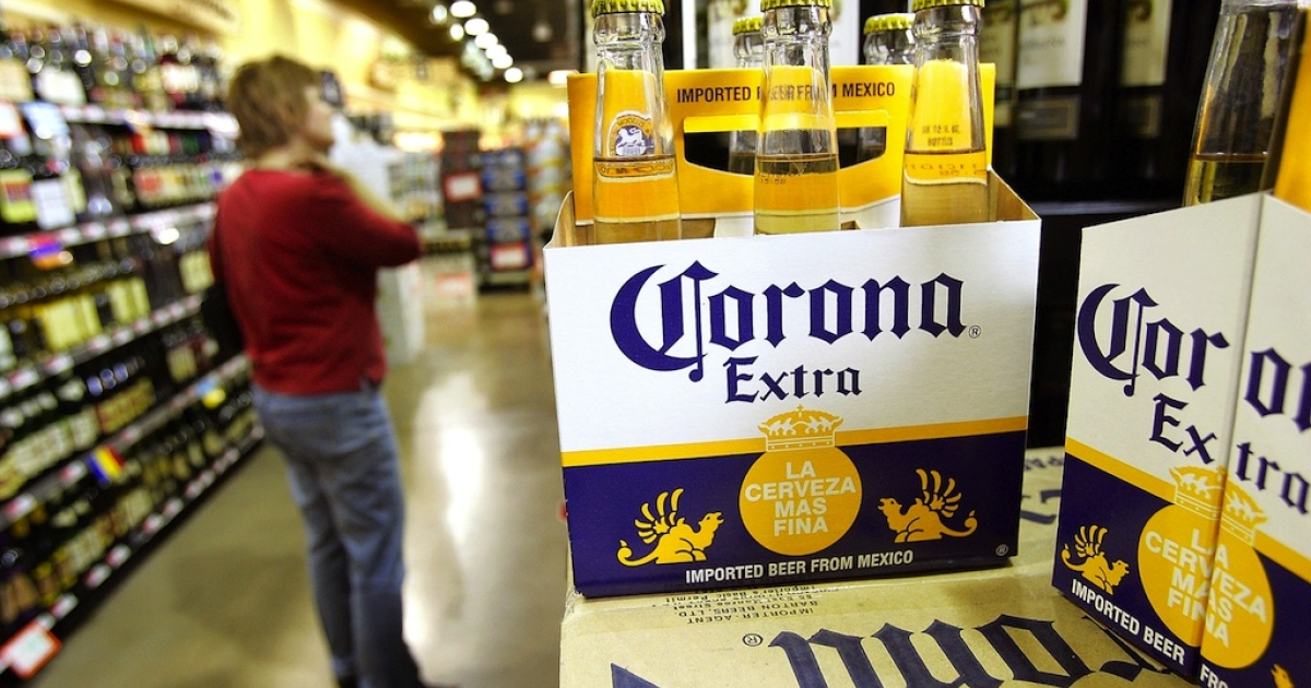 Mexico's most famous beer.</p>