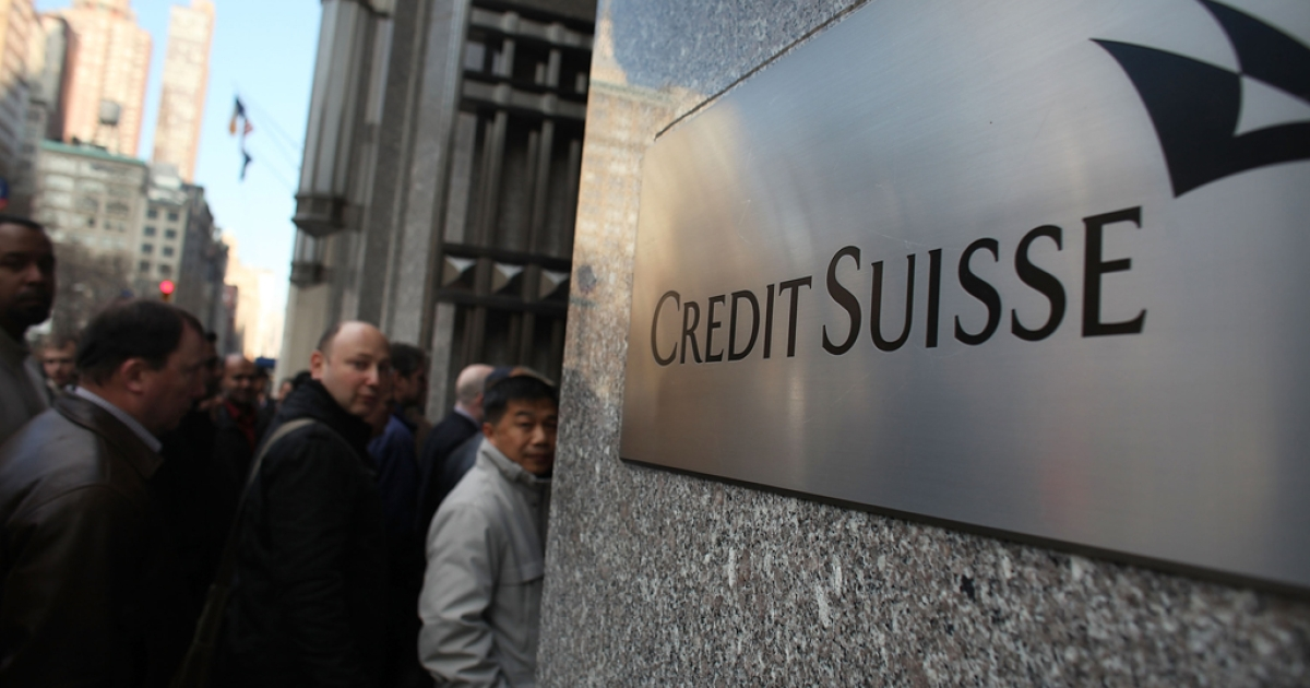 David Higgs, an ex-managing director at Credit Suisse, plead guilty to charges of fraud and conspiracy in New York this morning.</p>
