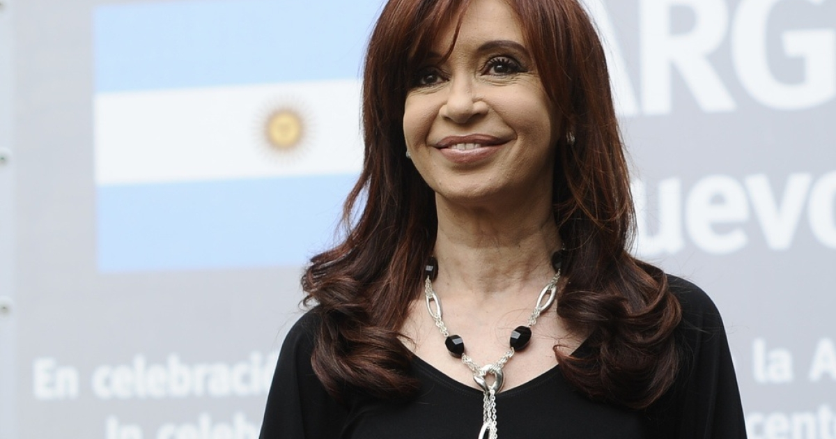 Argentine president Cristina Fernandez de Kirchner was released from hospital after doctors discovered she didn't have thyroid cancer.</p>