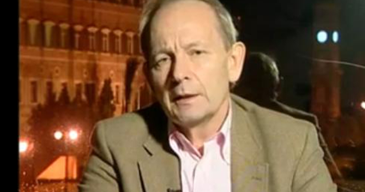 Alastair Crooke is a former British spy who has used his role as head of a Middle East think tank to argue that the uprising in Syria is driven not by Syrian protesters but by a foreign plot to weaken Iran and that Assad's security forces are not responsible for opening fire on protesters.</p>