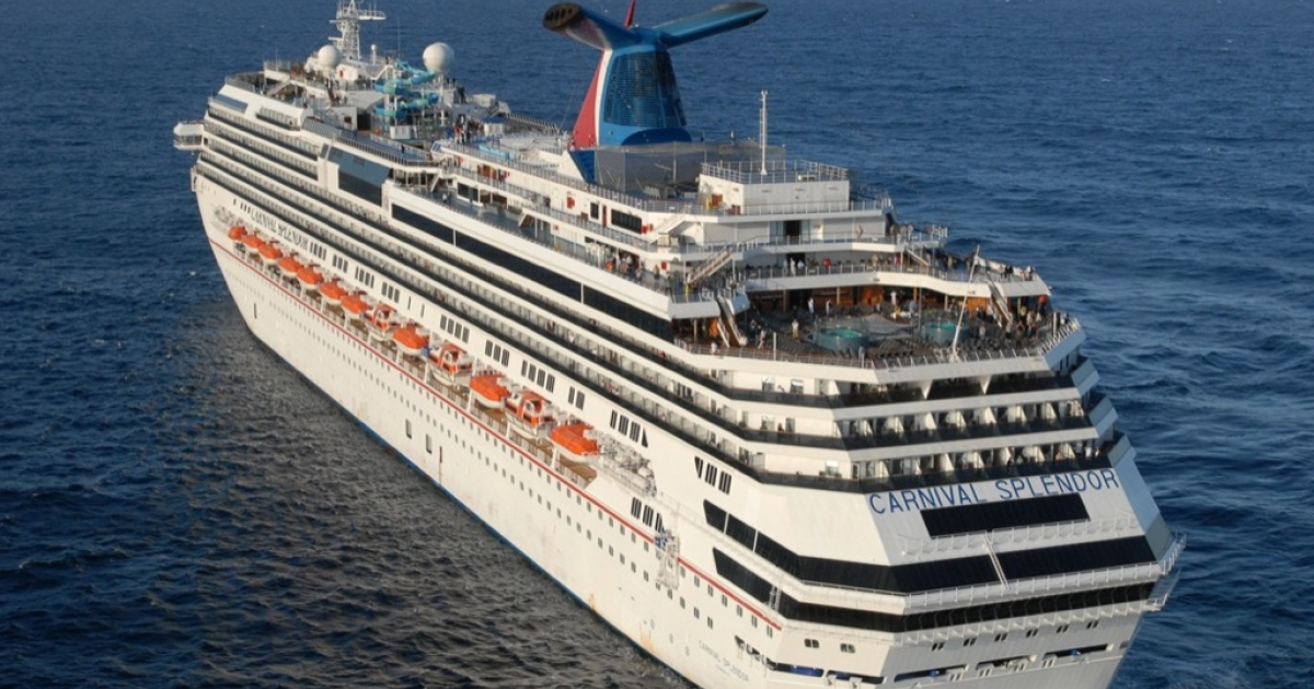 The alleged sexual assault occurred last Sunday on a cruise from Florida to the Bahamas.</p>