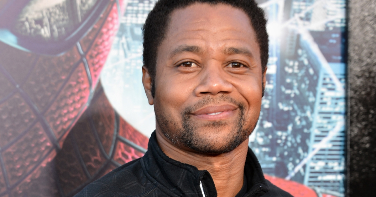 Actor Cuba Gooding Jr. had a warrant issued for his arrest after allegedly shoving a bartender in New Orleans on July 31, 2012.</p>