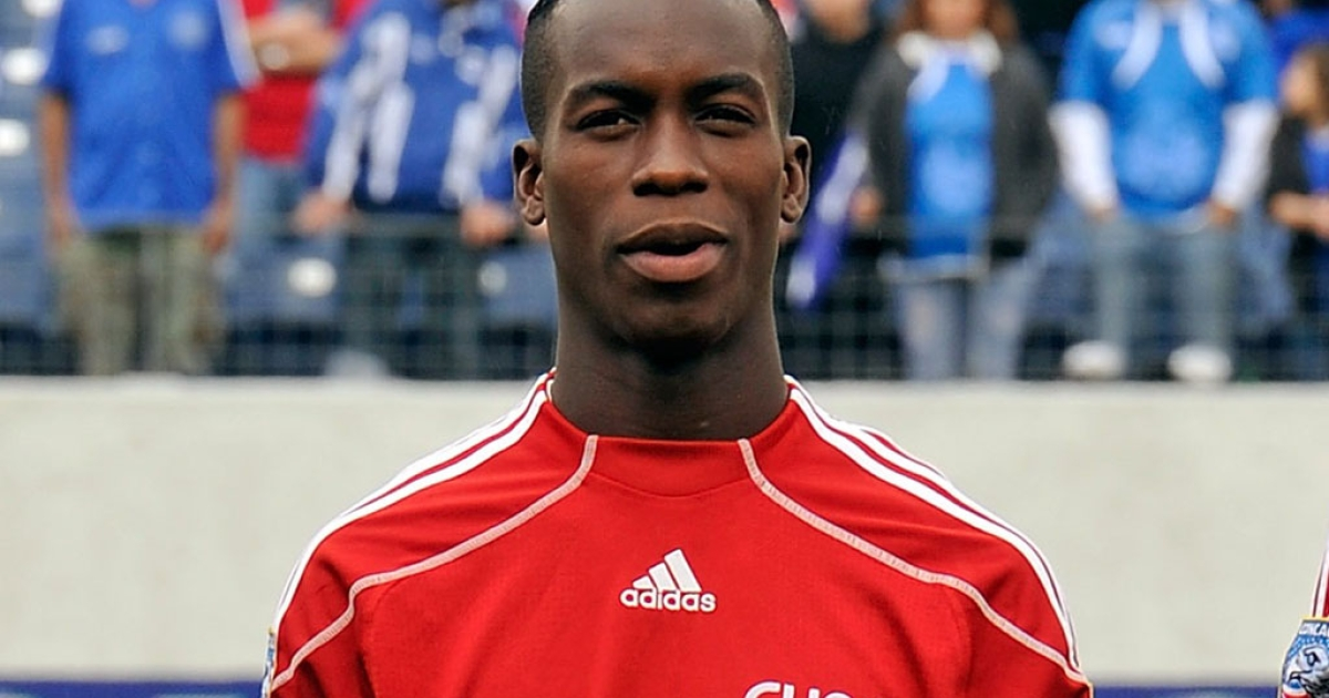 Cuban soccer player Yosmel de Armas left his team before a qualifying game in Nashville to seek asylum in the United States.</p>