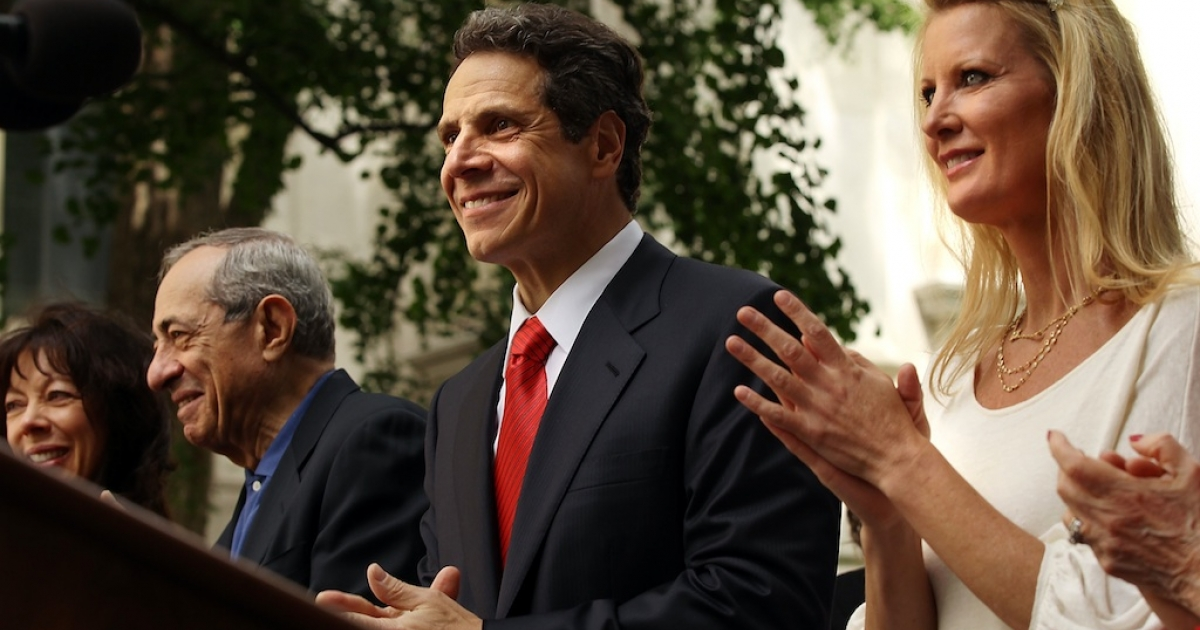 New York's Governor Cuomo has moved to decriminalize the possession of small amounts of marijuana, which is currently responsible for the most arrests of any offense in New York City under the