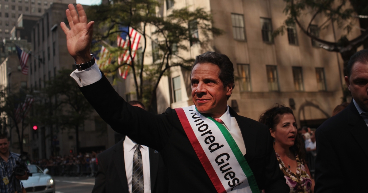 New York Governor Andrew Cuomo proposed the 2013 fiscal budget on Tuesday.</p>