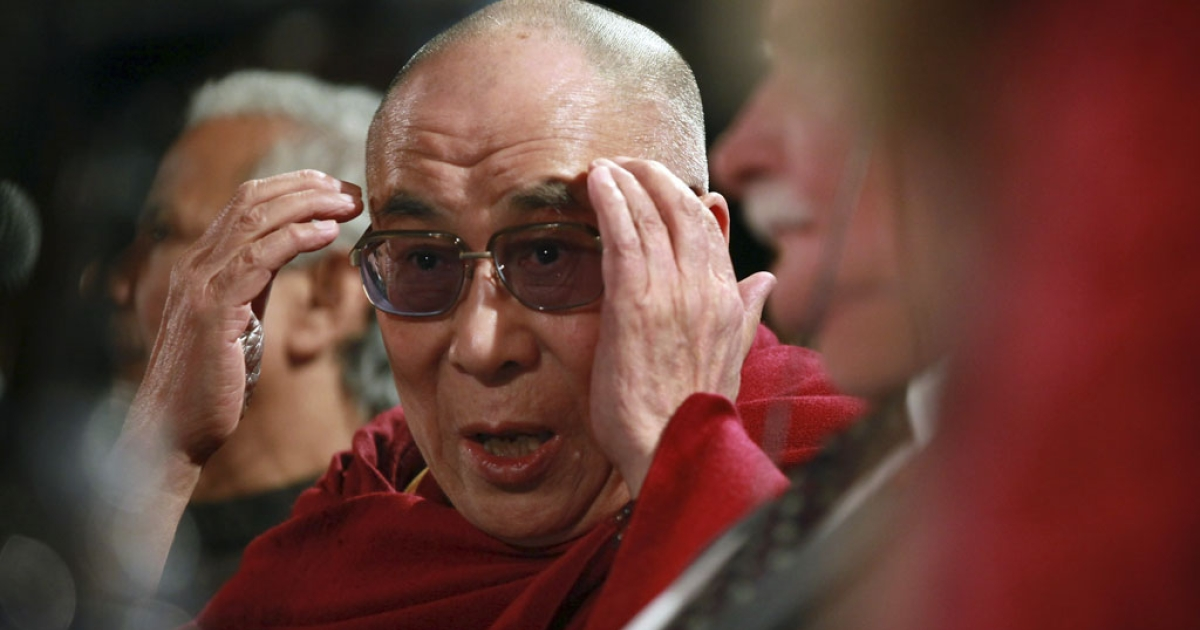 His Holiness the Dalai Lama encouraged Canada to pursue economic ties with China, while also lauding the country's relationship with Tibet.</p>