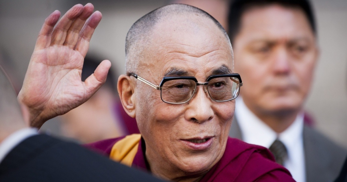 China is not amused by the Tibetan spiritual leader's latest trip.</p>