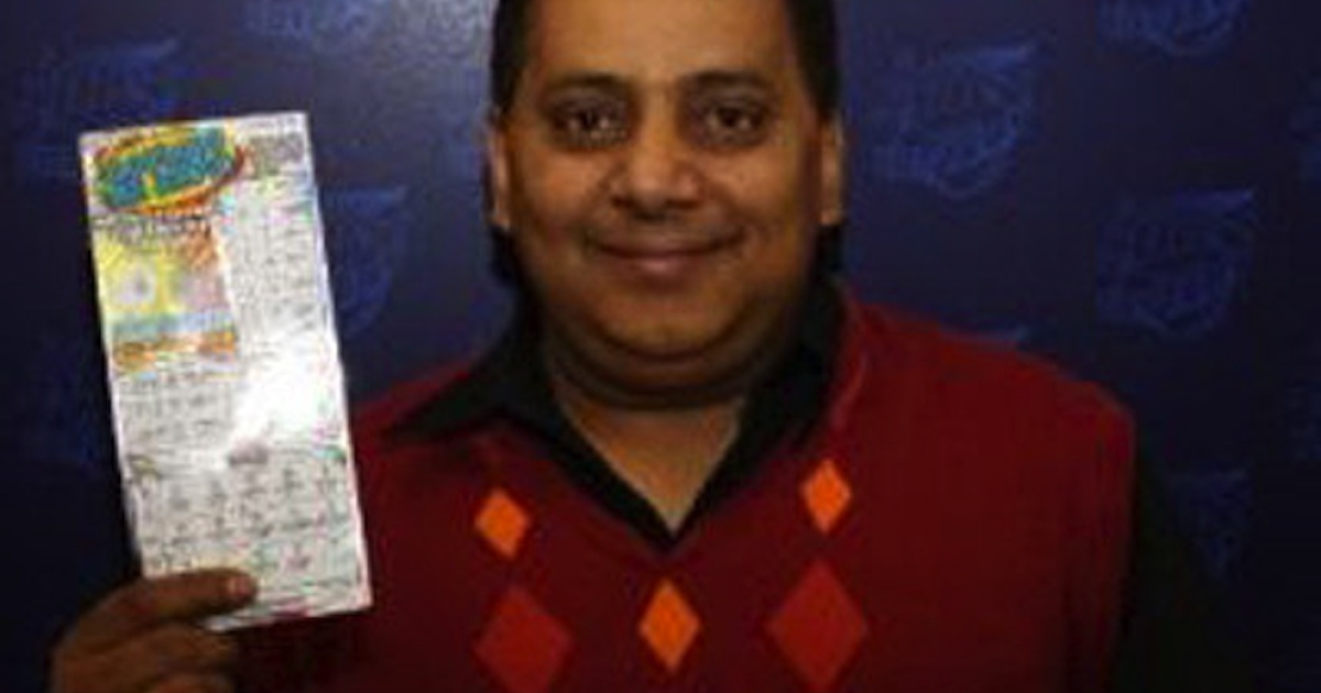 Urooj Khan collected the lump sum option on the $1 million ticket on July 19. The next day he was dead.</p>