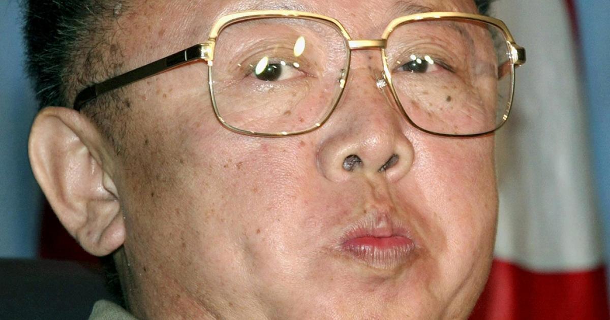 Kim Jong Il.</p>