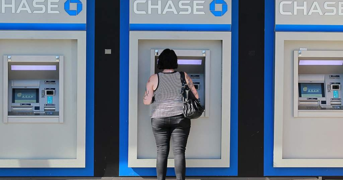 JP Morgan Chase said it was hit with a denial-of-service attack late Tuesday.</p>