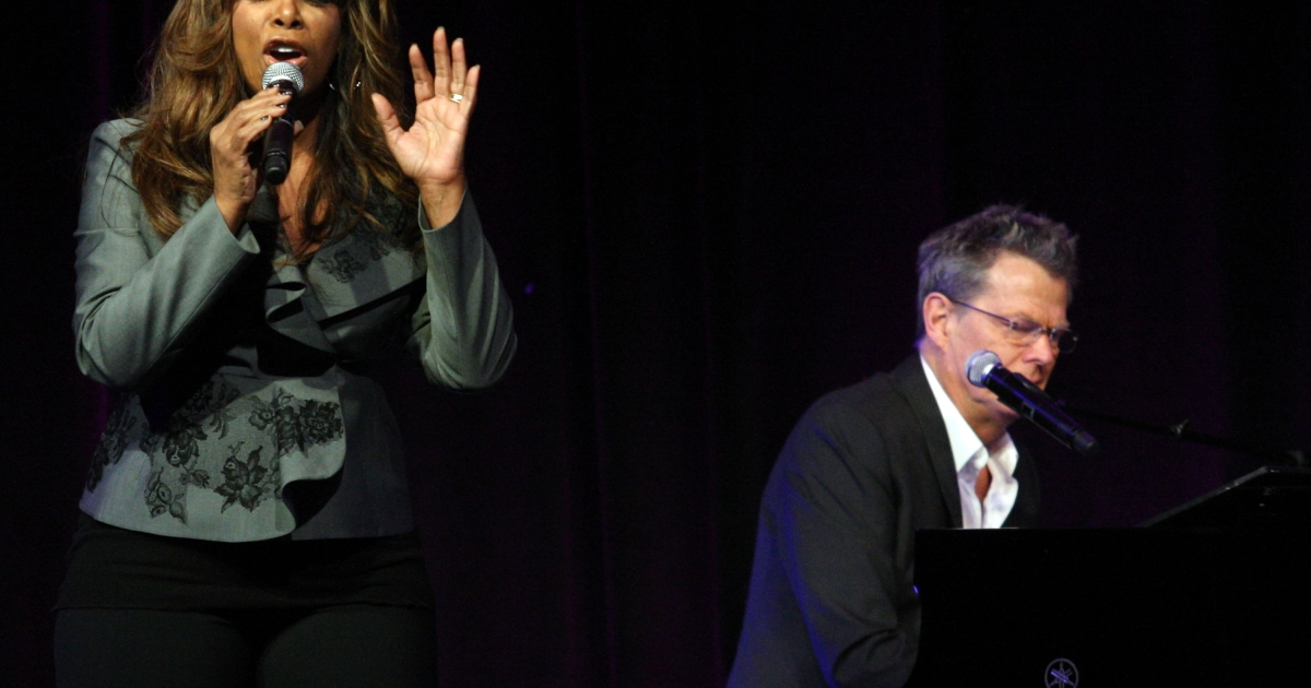 Donna Summer speaks during the 'Great Performances: Hitman Returns - David Foster &amp; Friends' panel at the PBS portion of the 2011 Winter TCA press tour held at the Langham Hotel on January 9, 2011 in Pasadena, California.</p>