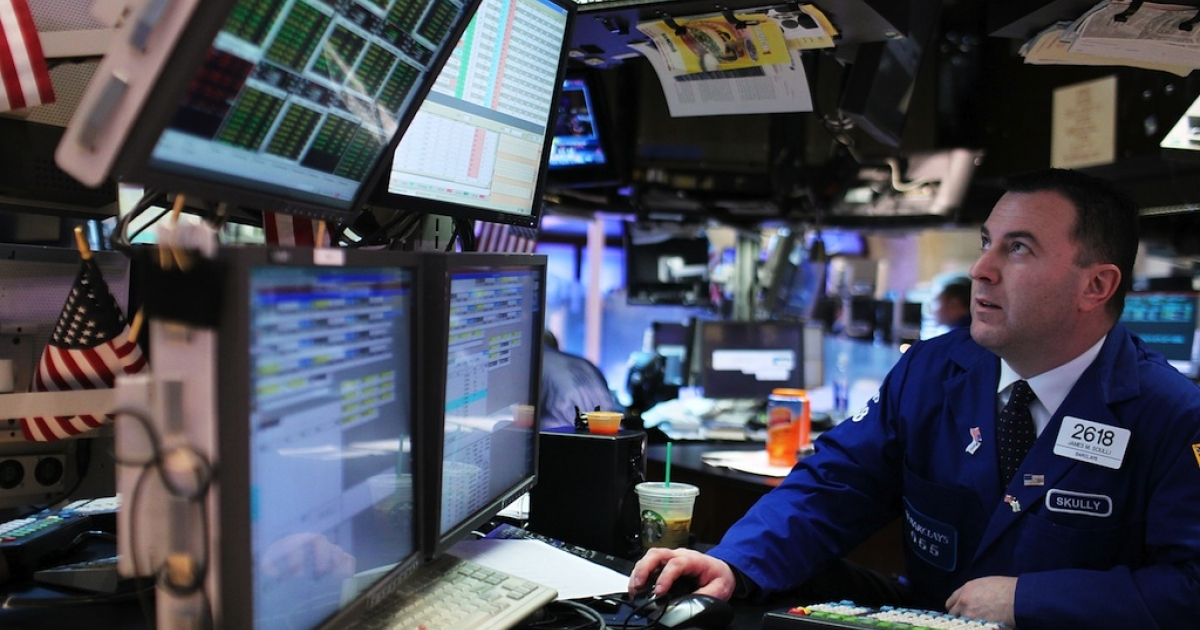 The Dow Jones has hit its lowest point since August.</p>