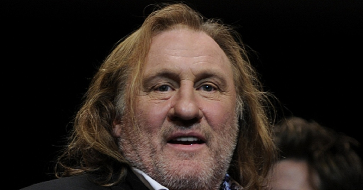 French actor Gerard Depardieu will play the former IMF head Dominique Strauss Kahn in a new production by independent filmmaker Abel Ferrara</p>
