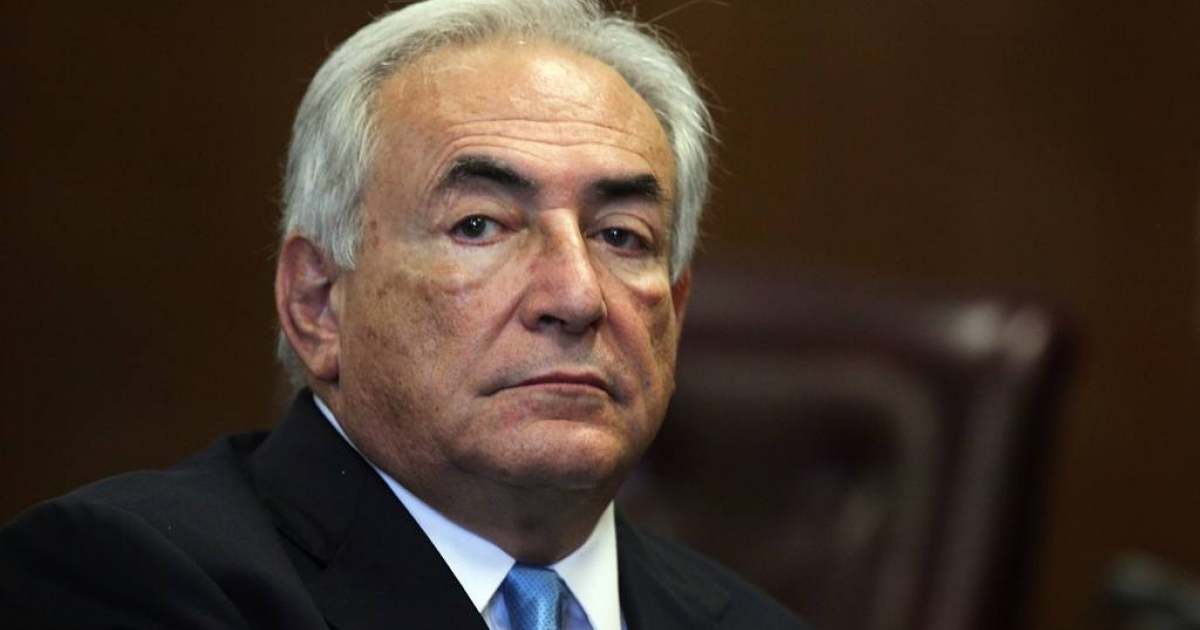 Former IMF Chief Dominique Strauss-Kahn.</p>