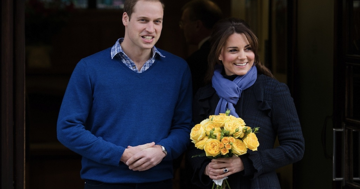 Prince William's pregnant wife Catherine left a London hospital on December 6, 2012, four days after she was admitted for treatment for acute morning sickness. Amendments to the rules of succession are being debated in Parliament this week, including one that would allow the baby to be heir to the throne, no matter its gender.</p>