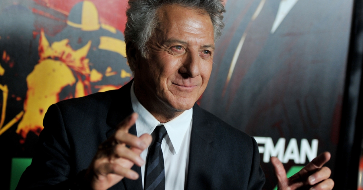 Actor Dustin Hoffman reportedly helped save a jogger's life on April 27 when he collapsed in Hyde Park after going into cardiac arrest. Hoffman stayed with Sam Dempster while paramedics arrived.</p>