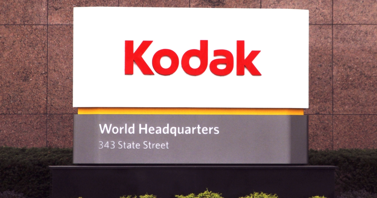 Eastman Kodak announced today that it had filed for protection under Chapter 11 of the US bankruptcy code, along with its US subsidiaries.</p>