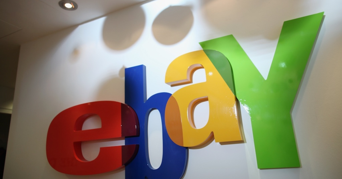 EBay is expanding beyond its online auction site roots.</p>
