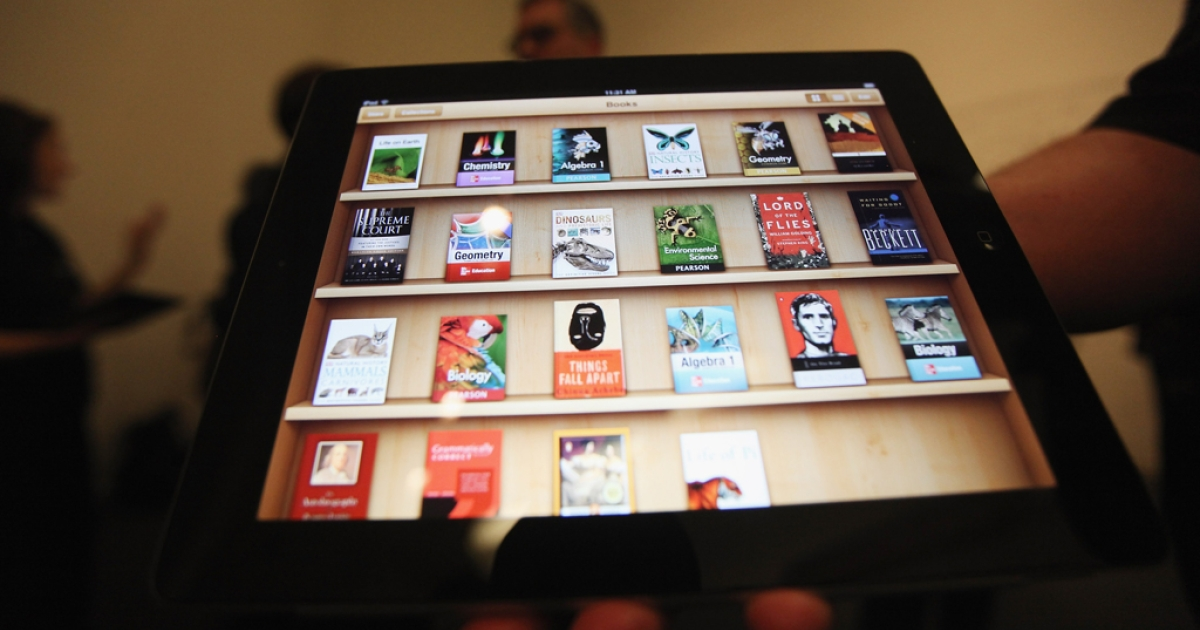 Apple and five major US publishers are facing a lawsuit from the Justice Department for allegedly conspiring to raise e-book prices.</p>