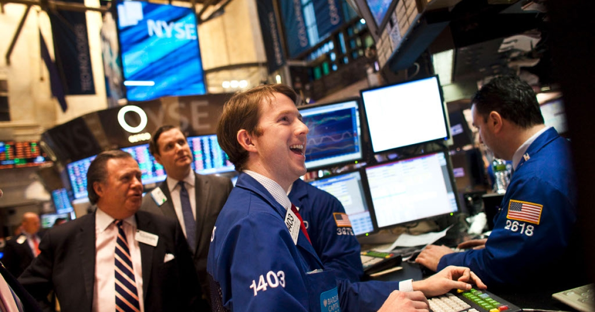 They were smiling on Wall Street to start the year.  But is that confidence enough to get the whole world economy back on track?</p>