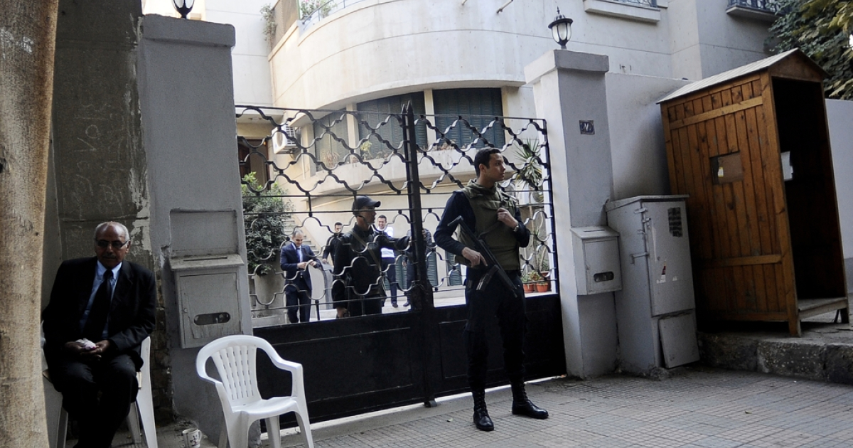 Egypt raided a number of civil society groups last week, including two from the US. Its military-run government promised to return equipment seized in the raid, but organization officials say nothing has been returned to them so far.</p>
