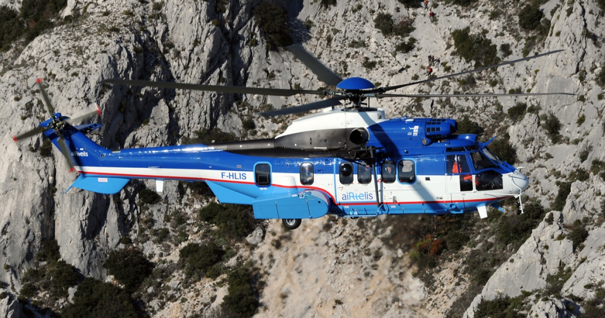 A Eurocopter crash in the French Alps on July 25, 2012 killed six of the company's employees.</p>