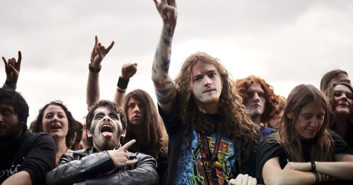 What can headbangers teach us about the euro crisis? Plenty.</p>
