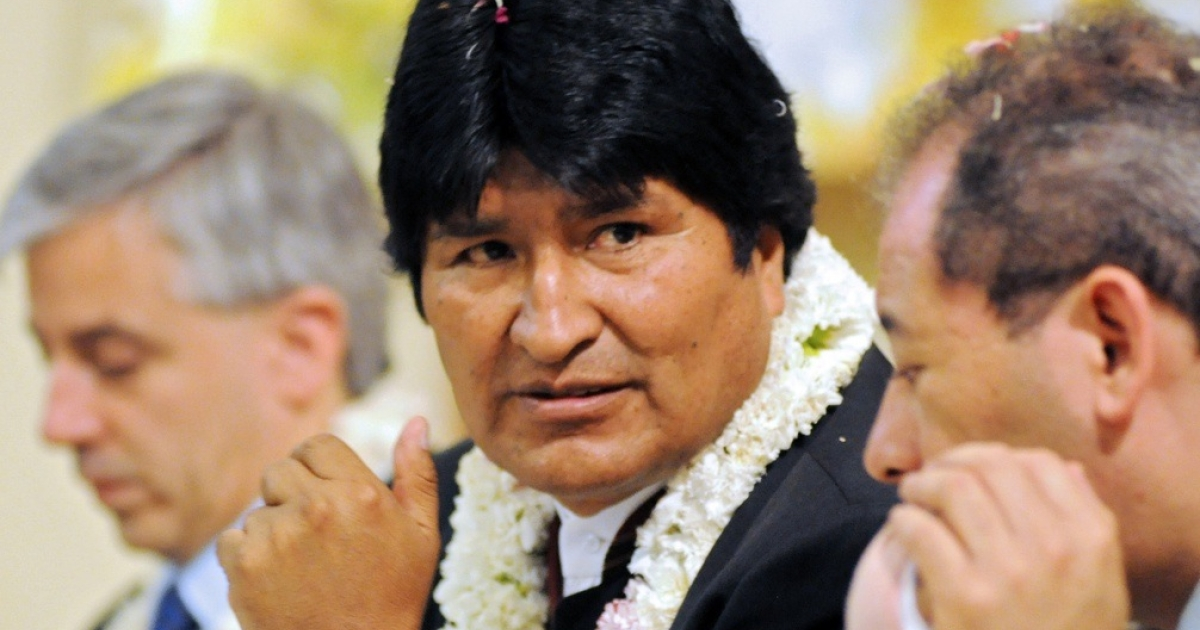 Morales: man of the people?</p>