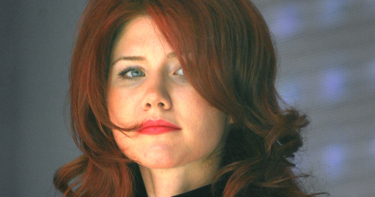 Anna Chapman, a former Russian spy, walked the runway at a fashion show in Turkey on June 8, 2012. The glamorous redhead has been enjoying her celebrity status after she was deported from the US in 2010 along with 9 other agents.</p>