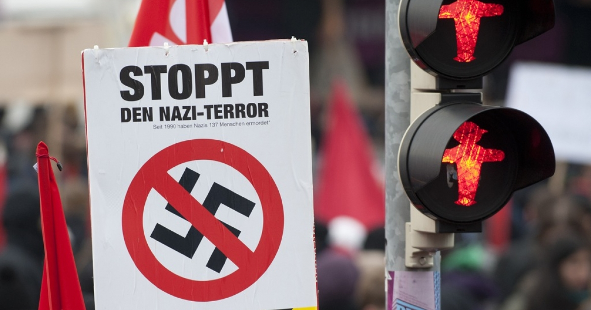 Demonstrations against neo-Nazis in Germany are important but quantifying the problem of extremism - in all its manifestations - is even more important.</p>