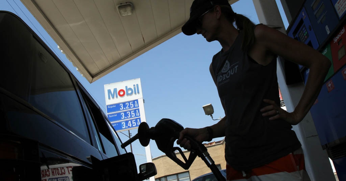 Exxon Mobil's quarterly profit of $16 billion broke records but was bolstered by one-time asset sales. Slowing demand for oil in the world's largest economies and and a drop in U.S. natural-gas prices dimmed the profit potential for the world's biggest oil company.</p>