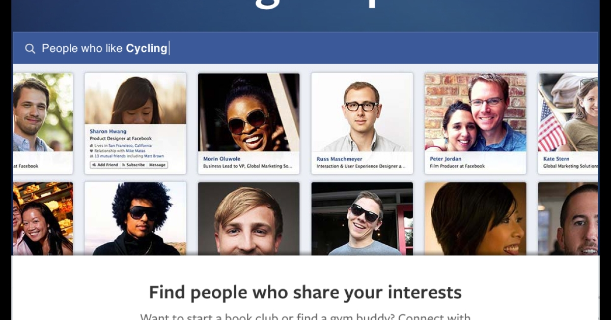 Facebook announced Graph Search on January 15, 2013.</p>