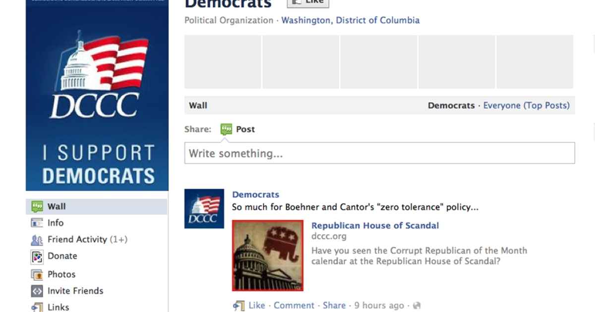 Social media users get touchy about political expression online, a new study by the Pew Internet and American Life Project has found.</p>
