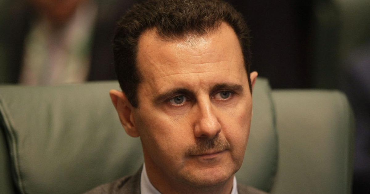 Syrian President Bashar al-Assad entered office in 2000 and is still currently clinging to power.</p>