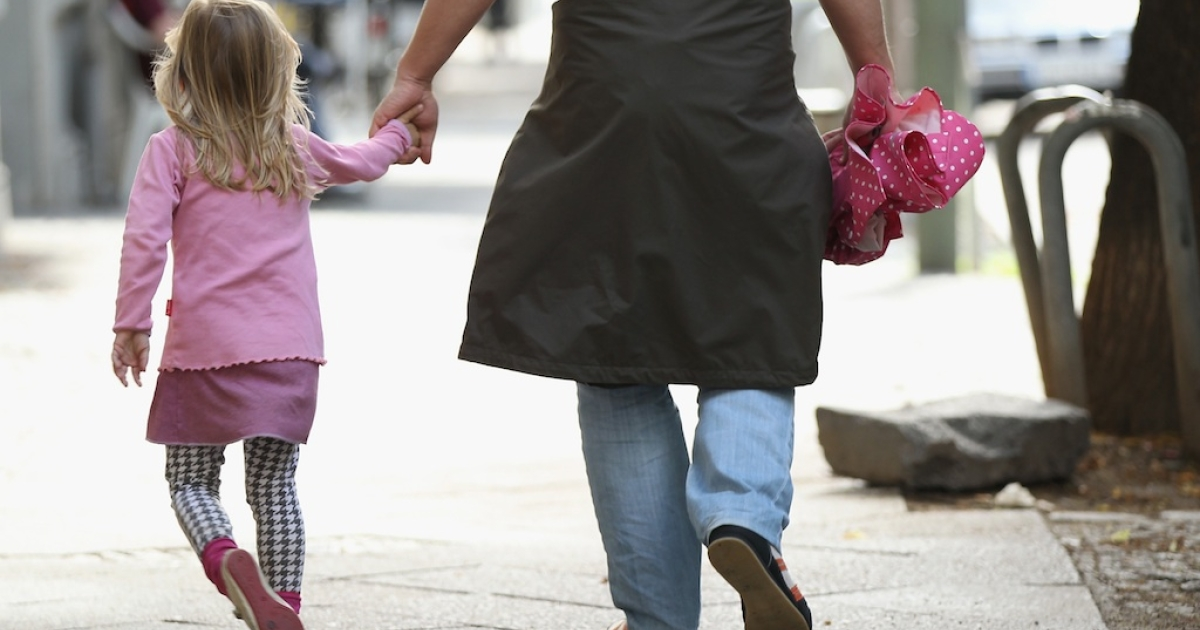 A study has found older fathers pass on more new genetic mutations to their children.</p>