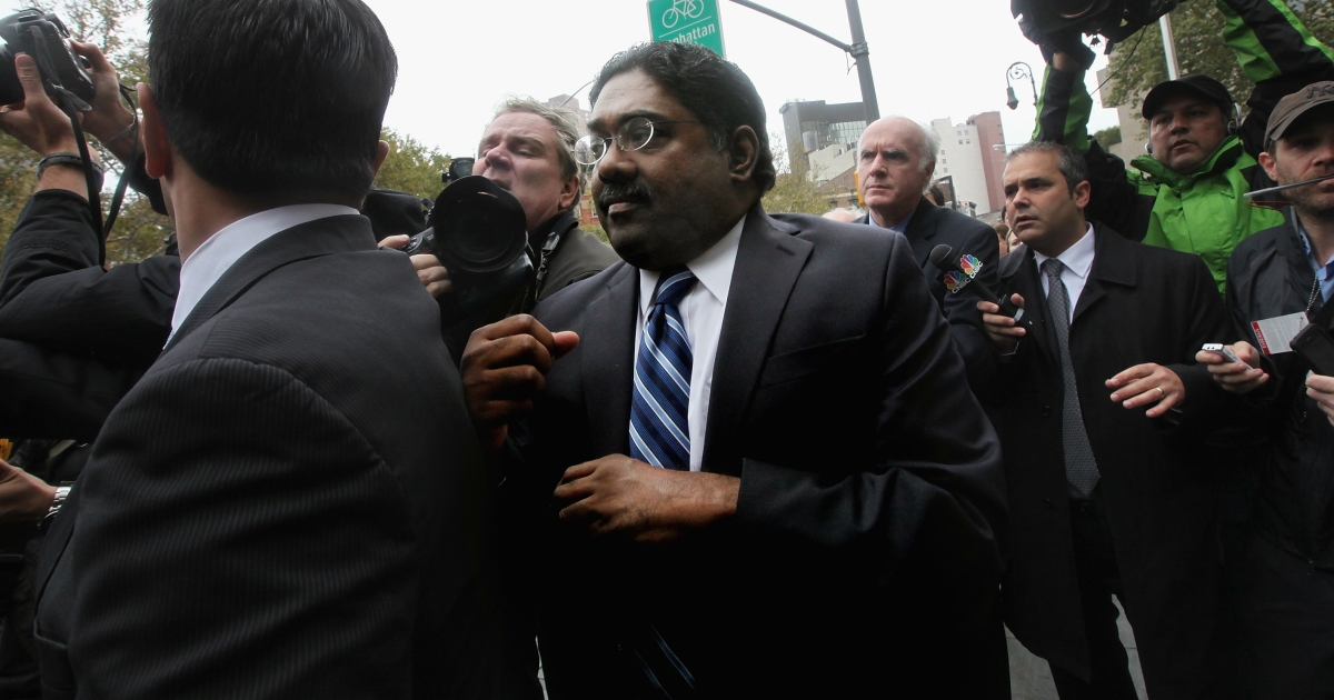 The FBI arrested seven people on Wednesday in the insider trading probe that brought down Raj Rajaratnam.</p>