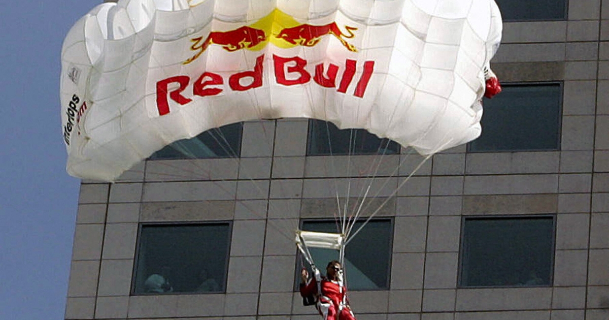 Austrian Felix Baumgartner, who's performed dangerous stunts for Red Bull, will sky dive from the edge of space in a record-breaking jump.</p>