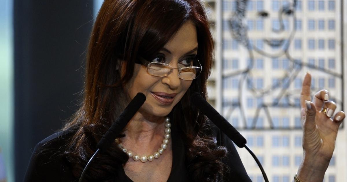 President Cristina Fernandez de Kirchner has come under fire amid scrutiny of Argentina's impressive official statistics.</p>