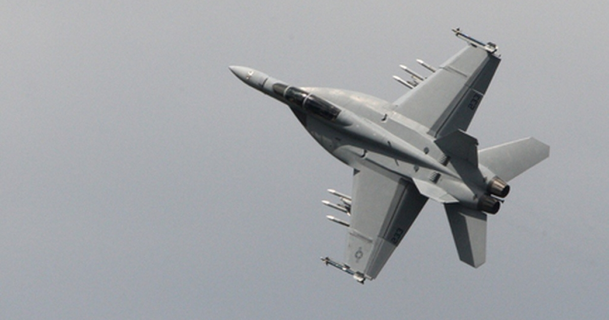 Brazil's next fighter jet? Boeing's F-18 Super Hornet</p>