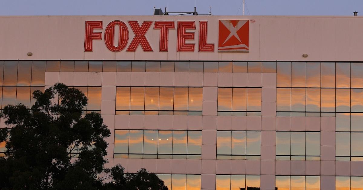 Foxtel headquarters in Sydney, Australia.</p>