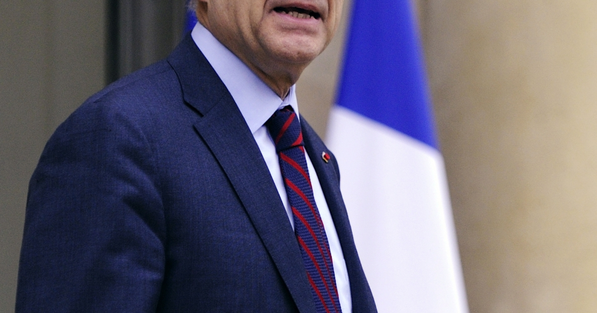 French Foreign Minister Alain Juppe is calling on Europe to impose stricter sanctions on Iran.</p>