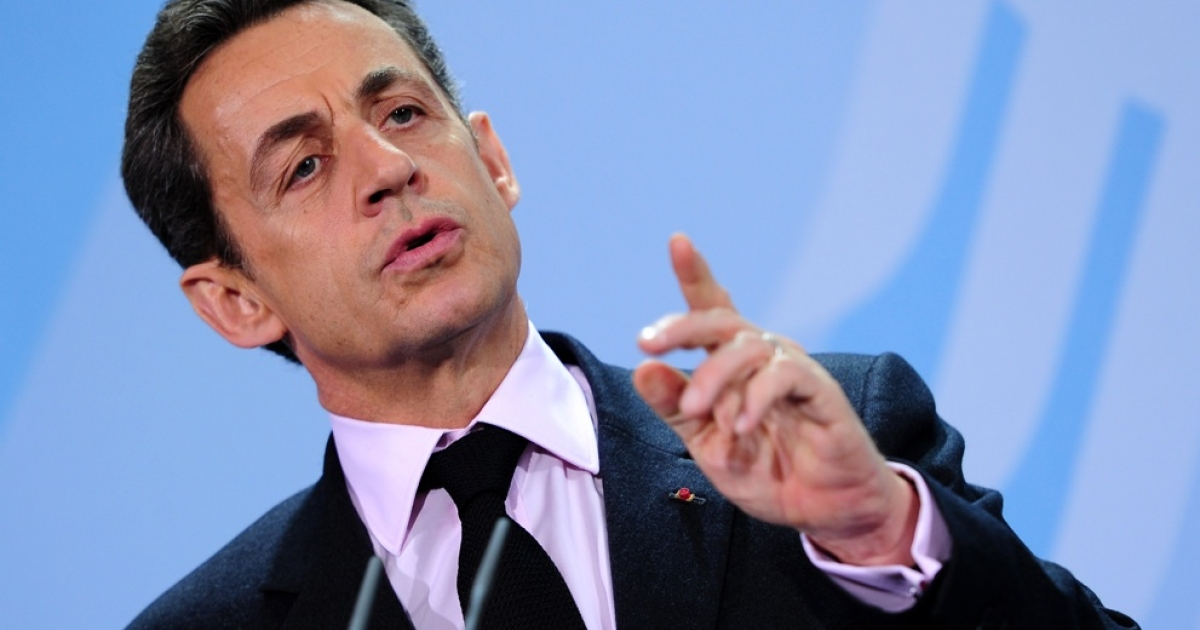 French police searched the home and office of former French President Nicolas Sarkozy on July 3, 2012, in connection with a campaign finance probe.</p>