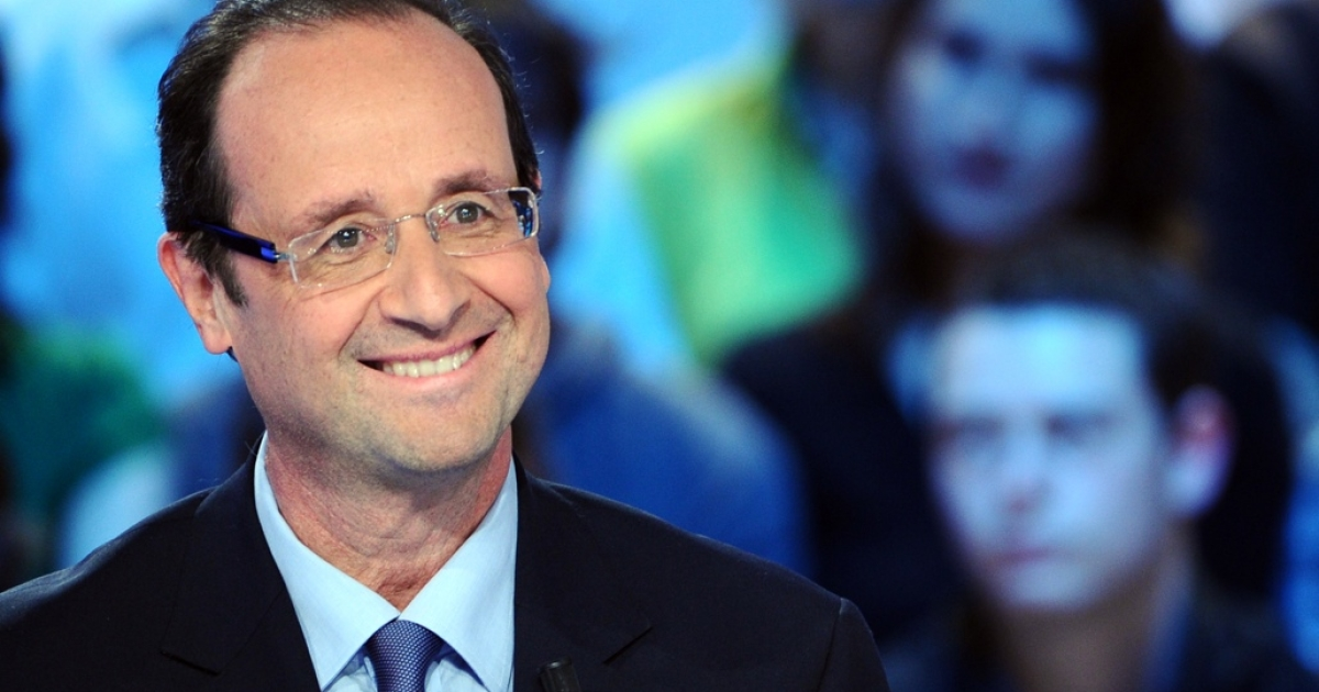 Francois Hollande: the next French president?</p>