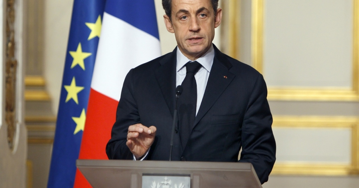 Sarkozy came to the rescue. Will it be enough?</p>