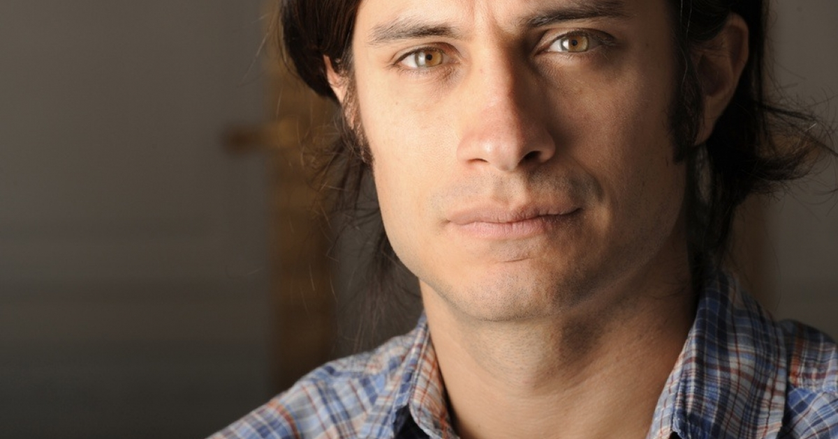 Actor Gael Garcia Bernal, one of the