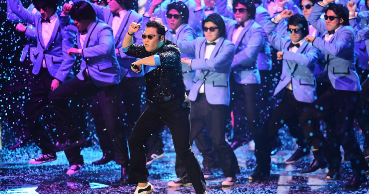 YouTube has spawned such internet sensations as Psy performing