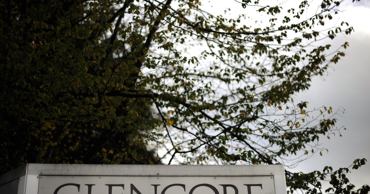 Glencore, which already markets and produces crops as well as trading metals, crops and fuels in the financial market, has earmarked agricultural commodities as an area for growth.</p>