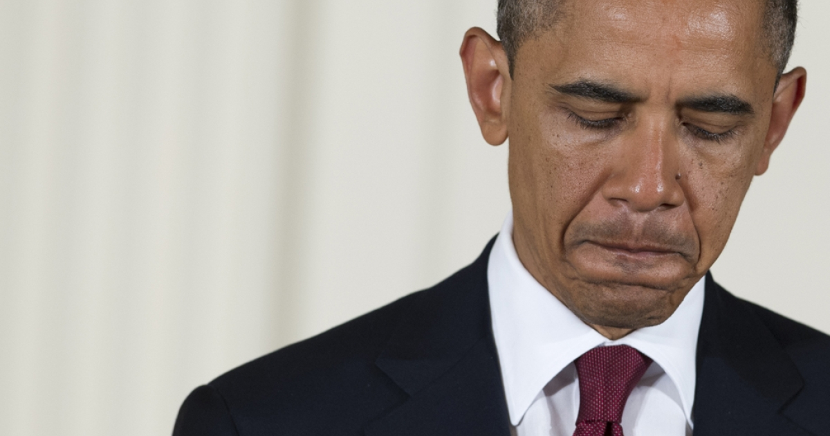 President Barack Obama speaks on May 16, 2012. A super PAC was revealed on May 17, 2012, to be planning an attack ad campaign targeting Obama's links to his former spiritual adviser, the Rev. Jeremiah Wright, and his incendiary comments about race.</p>